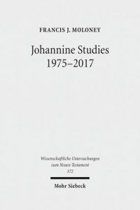 johannine studies 1975-2017