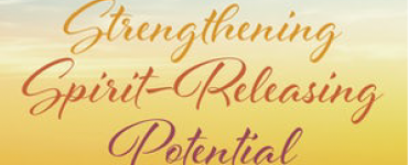 The cover of Strengthening Spirit–Releasing Potential